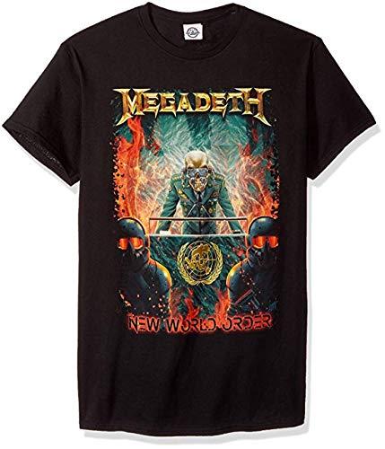 Live Nation Megadeth New World Order T-Shirt