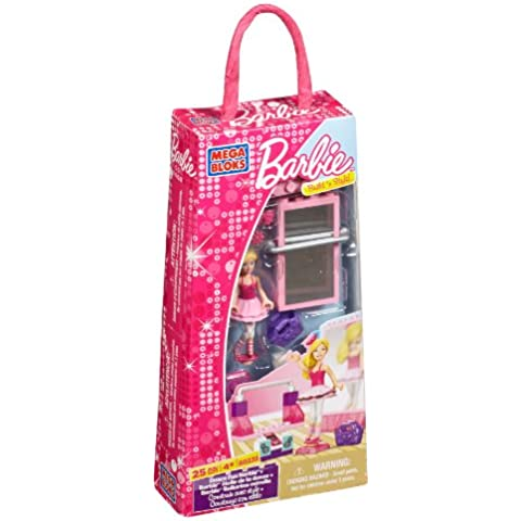 Mega Bloks 80235 Barbie Bailarina