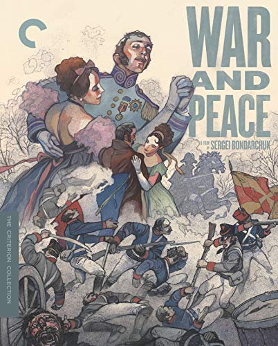 BookButler - 5050629973334 - War and Peace [The Criterion Collection