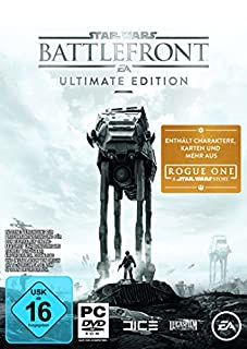 Star Wars Battlefront - Ultimate Edition - [PC] (B01MG54Y5B) | Amazon price tracker / tracking, Amazon price history charts, Amazon price watches, Amazon price drop alerts