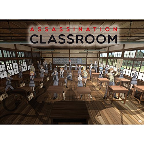 ABYstyle - Assassination Classroom - Poster Classroom (52x38cm)