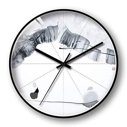 Reloj Pared, Reloj Pared Decorativo Zen, Estilo Simple