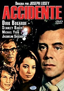 Accident [PAL] by Dirk Bogarde