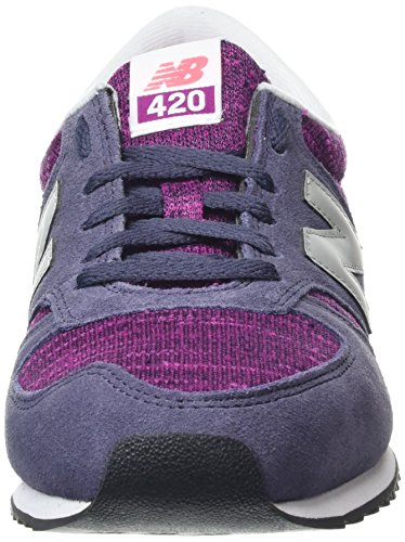 New Balance Wl420kie-420, Chaussures de Running Entrainement Femme Multicolore (Purple/Pink 511)