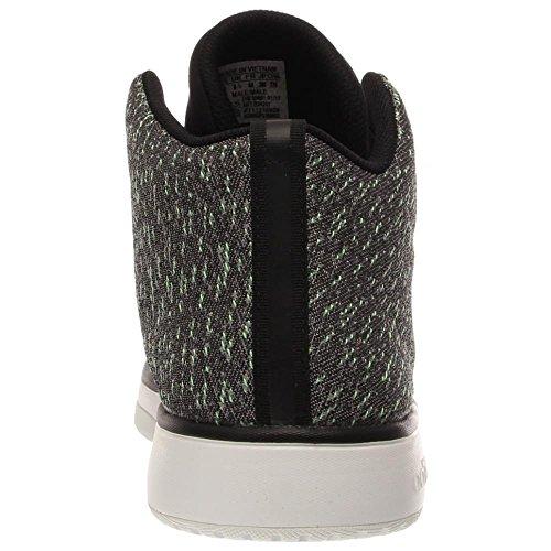 Adidas Veritas Mid Weave Mens Casual Sneakers Taille Us 8, Largeur réguliÚre, Couleur Noir / gris gray