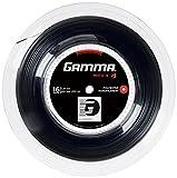Gamma Tennissaite Moto Schwarz