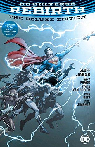 DC Universe: Rebirth Deluxe Edition (DC Universe: Rebirth (2016)) (English Edition)