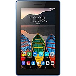 Lenovo Tab3 7 Essential 17,7 cm (7,0 Zoll WSVGA IPS Touch) Tablet-PC (Mediatek MT8127, 1GB RAM, 8GB eMCP, Android 5.0) schwarz