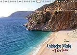 Lykische Küste, Türkei (Wandkalender 2017 DIN A4 quer): Eine Segeltour an der Lykischen Küste in der Türkei. (Monatskalender, 14 Seiten ) (CALVENDO Natur)