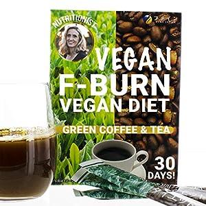 Grüner Tee und Kaffee kombiniert: Einfach und gesund abnehmen mit einem natürlichen Diät-Wundermittel aus Japan – 100% GVO-frei!