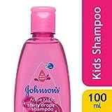 Johnson's Active Kids Shiny Drops Shampoo with Argan Oil, 100ml
