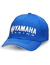 Yamaha Herren Visor Blau blau One Size