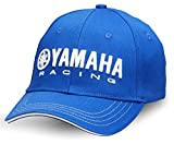 Yamaha Casquette 2018 Casual Paddock Bleu