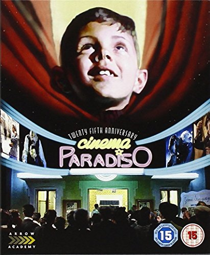 Bild von Cinema Paradiso 25th Anniversary Remastered Edition [Blu-ray] [UK Import]