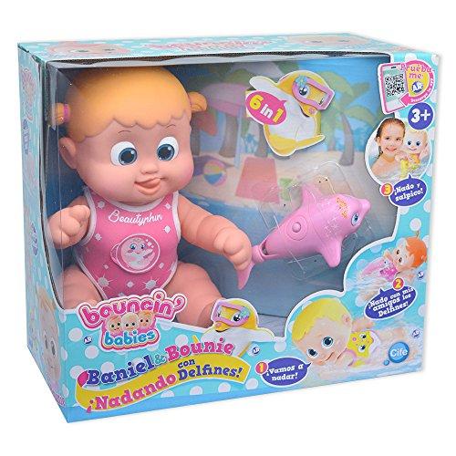 Bouncing Babies - Nadando con Delfines Bounie Chica (Cife 41162)