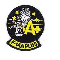 U.S NAVY F-14A PLUS Patch Militaire Américain Ecusson Insigne brodé f4b10e81d36