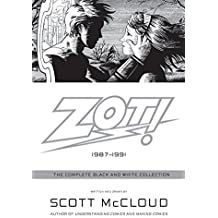 Zot! Special Edition: The Complete Black and White Collection: 1987-1991 by Scott McCloud (2008-11-11)