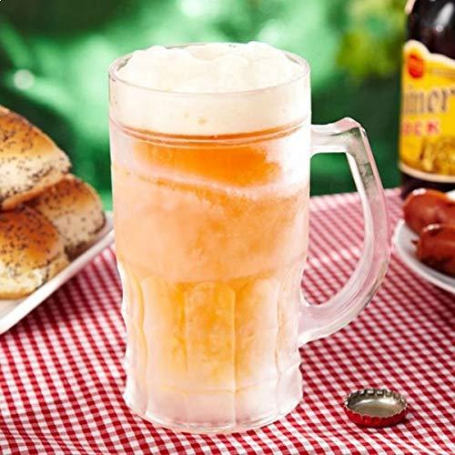 Boccale di birra refrigerato doppia parete