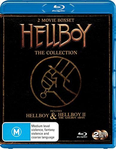 Hellboy + Hellboy 2 - The Golden Army Blu-ray