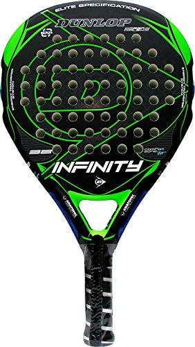 Dunlop Infinity Racchetta da paddle, 2016, colore: verde