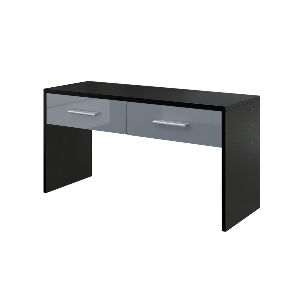 Seating Bench Storage Luna Carcass In Black Matt Front In Black  # Meuble Tv Luna