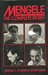 Mengele: The Complete Story by Gerald L. Posner (1986-08-21)
