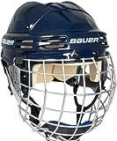 Bauer Eishockeyhelm 4500 Combo mit Gitter