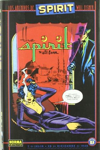 Los archivos de 13 The Spirit/ The Spirit Archives Cover Image
