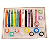 KrazYTime 11 in 1 changeable kids watch ...