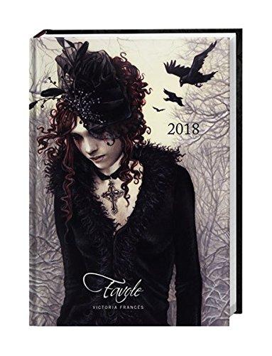 Favole Kalenderbuch A6 - Kalender 2018