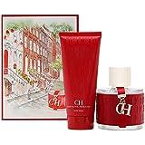 CH For Women By Carolina Herrera Gift Set - 3.4 Oz EDT Spray + 6.7 Oz Body Lotion