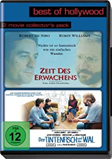 Best of Hollywood - 2 Movie Collector's Pack: Zeit des Erwachens / Der Tintenfisch und der Wal [2 DVDs]