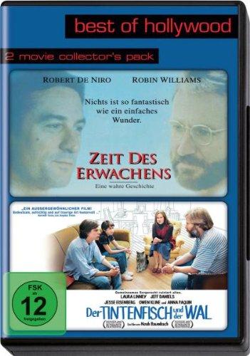 Best of Hollywood - 2 Movie Collector's Pack: Zeit des Erwachens / Der Tintenfisch und der Wal [2 DVDs]