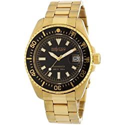 Nautec No Limit Men's Watch Deep Sea DS AT/GDGDBKBK