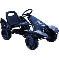 Coche de carreras de pedal, juguete estilo Go Kart, por Ricco A16