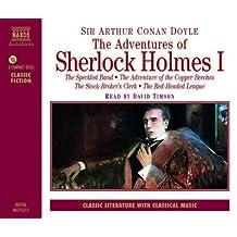 The Adventures of Sherlock Holmes - I, 3 Audio-CDs