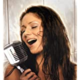 micrófono alcachofa de ducha