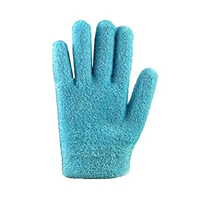 Pinkiou Moisturising Gel Socks Gloves For Dry Cracked Heel Care Skin Repair Therapy Treatment