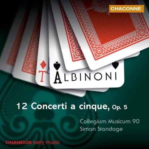 12 Concerti A Cinque Op 5