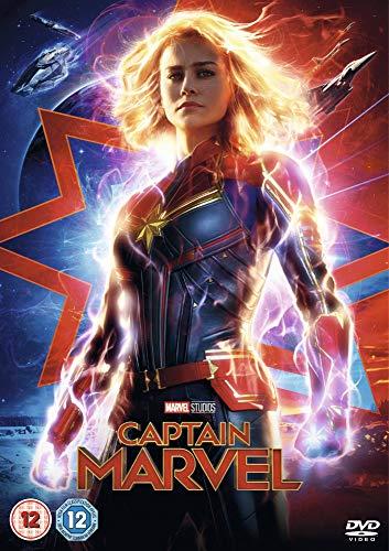 Captain Marvel [DVD] [2019]