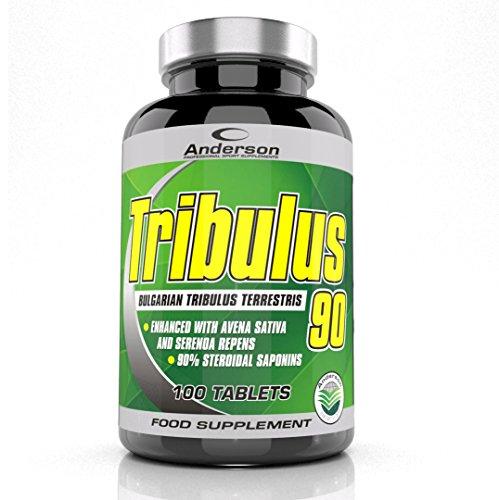 Integratore Anderson Tribulus 90 (50cpr) erezione - vigore sessuale - afrodisiaco