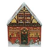 Byers Choice Christmas House Advent Calendar by Byers' Choice