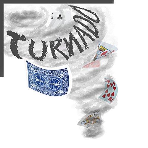 ProTriXX The Turnado Deck - Karten für Kartentricks, Triumph-Effekt, Zaubertricks, Zauber Karten Kartendeck, Zauberkarten