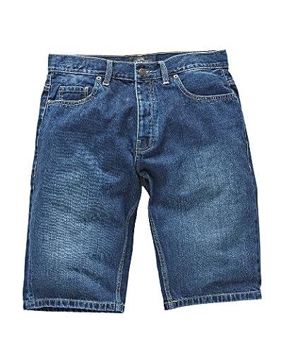 Dickies Michigan Men's Shorts blue Stonewash