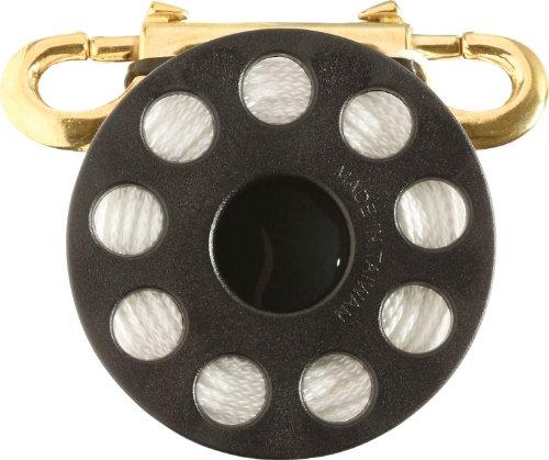 Seac Sub - Mulinello Spool Reel Con Doppio Moschettone E Sagola