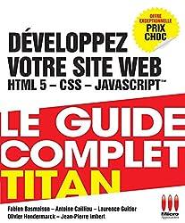 DEVELOPPEZ VOTRE SITE WEB (HTML5,CSS3,JAVAS