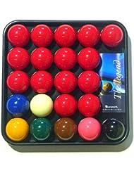 """Juego de Aramith Premier tamaño completo 21/16""""bandeja de completo con bolas de billar * *"""