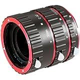 Neewer–Juego de tubos de extensión macro de enfoque automático para Canon EOS DSLR lente