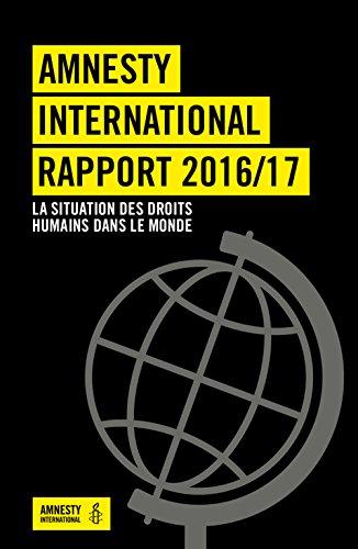 Rapport 2016-2017 : La situation des droits humains dans le monde