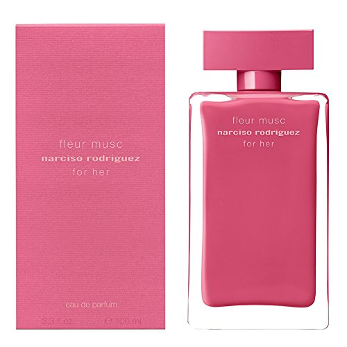 Narciso rodriguez fleur musc for her eau de profumo spray - 100 ml